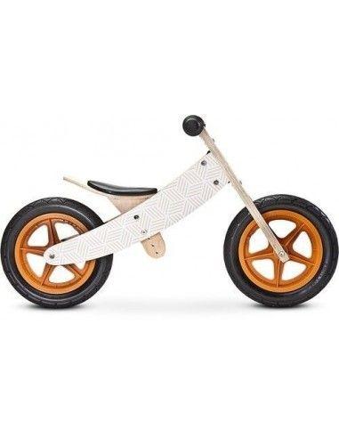 Bicicleta sin pedales de madera Woody