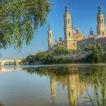 Viajar con bebés. Zaragoza centro