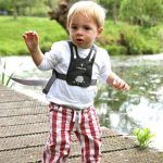 Arnés para bebés, imprescindible para los papás más aventureros