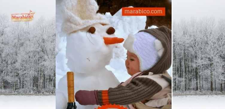 A la nieve con bebés