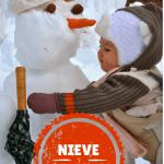 Excursiones con bebes – A la nieve
