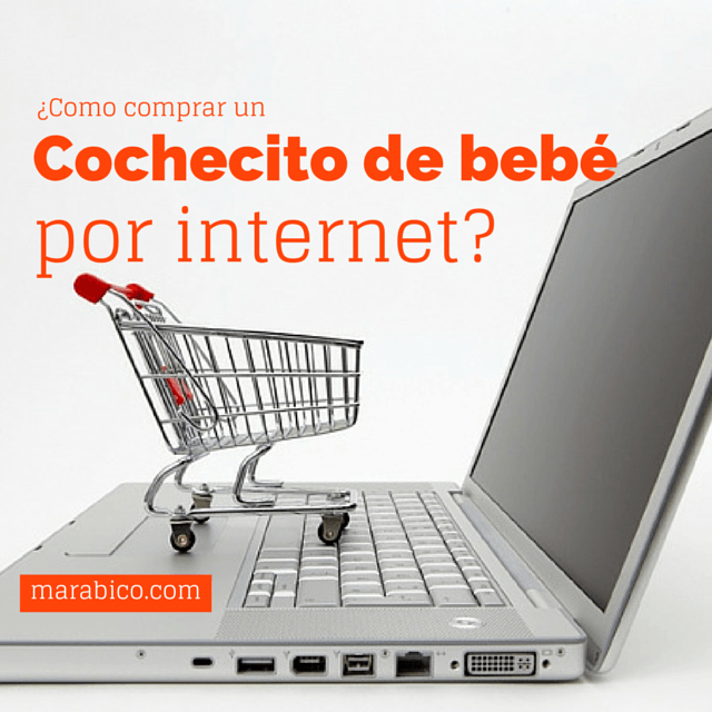¿Como comprar un carrito de bebé por internet?