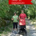 En forma tras el embarazo – Pasear y correr con el cochecito
