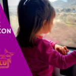 Viajar con bebés y niños – De viaje solos con papá…