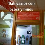 ¿Son compatibles los balnearios con bebés y niños?