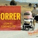 Correr con tu cochecito de bebé. Mamás y papás runners.