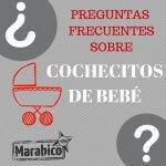 Preguntas frecuentes sobre cochecitos de bebé