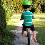 La magia de bicis sin pedales para niños. El regalo perfecto.