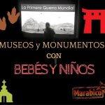 Museos y monumentos con bebés y niños