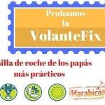 Análisis de la silla de coche VolanteFix. Grupo 1-2-3.