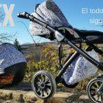 Anex Sport, un cochecito todoterreno de lujo