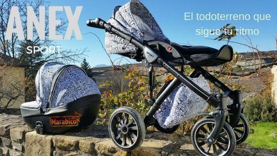 Anex Sport Cochecito de bebé