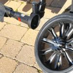 Mantenimiento y limpieza del cochecito de bebé o la silla de paseo