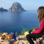 Viajar con niños – Viaje familiar en invierno a Ibiza en furgo