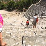 Viajar con bebés y niños – Grecia