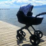 Los capazos  y el calor – Cochecitos para el  verano