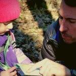 Seguridad en montaña con niños