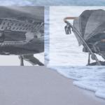 Sistemas de ventilación en el capazo del carrito de bebé