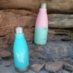 Botellas de acero inoxidable para toda la familia