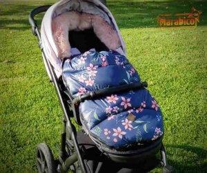 vestir la silla de paseo para el invierno