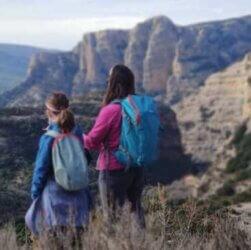 excursiones niños huesca confinados