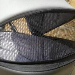 cómo vestir el carrito de bebé en verano