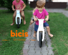 Bicis sin pedales