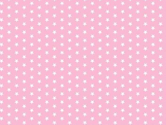 Rosa con estrellas