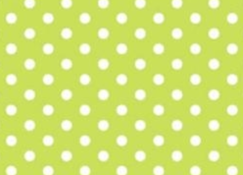 Verde topitos
