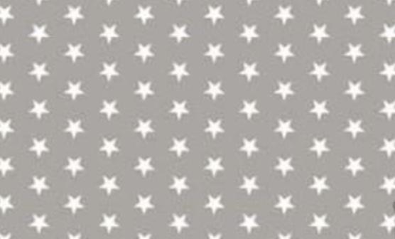 gris con estrellas